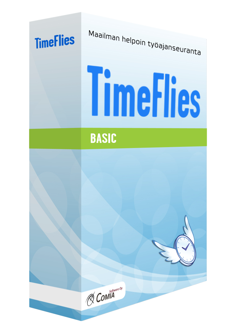 TimeFlies_Basic_pakkaus